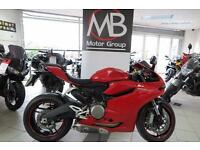 2014 DUCATI 899 PANIGALE 899 PANIGALE 898cc Nationwide Delivery Available