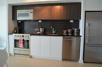 Superb Unit At Spadina Ave & Fort York Blvd W/ 1Br and 1Wr
