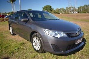 2013 Toyota Camry ASV50R Altise Grey 6 Speed Sports Automatic Sedan Vincent Townsville City Preview