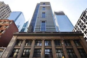 BRAND NEW 1 BED - 1 BATH CONDO FOR LEASE @ BAY & ADELAIDE ST