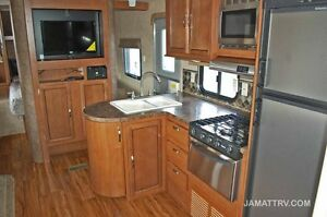 Wildwood 2015 30KQBSS Travel Trailer...Great family Trailer St. John's Newfoundland image 5