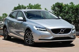 2016 Volvo V40 M Series T3 Momentum Electric Silver 6 Speed Automatic Hatchback Mount Gravatt Brisbane South East Preview