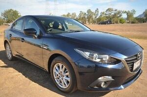 2015 Mazda 3 BM5278 Maxx SKYACTIV-Drive Blue 6 Speed Sports Automatic Sedan Vincent Townsville City Preview