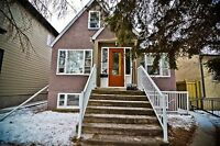 Character House Mainfloor for RENT Just OFF WHYTE