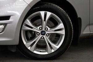 2012 Ford Mondeo MC Zetec PwrShift TDCi Silver 6 Speed Sports Automatic Dual Clutch Hatchback