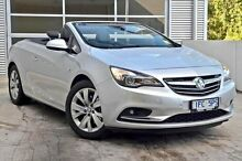 2015 Holden Cascada CJ MY15.5 Silver 6 Speed Sports Automatic Convertible Berwick Casey Area Preview