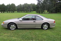 1990 Ford Thunderbird SC Coupe (2 door)