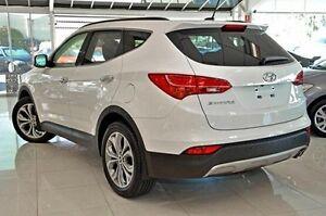 2013 Hyundai Santa Fe White Sports Automatic Wagon Dandenong Greater Dandenong Preview