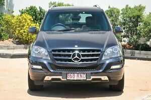 2011 Mercedes-Benz ML300 CDI W164 BlueEffici Grand Edit Blue Black 7 Speed Semi Auto Wagon Mount Gravatt Brisbane South East Preview