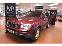 2007 VOLVO XC90 2.4 D5 SE Lux Geartronic Auto Full LEATHER 7ST Blis Xenons