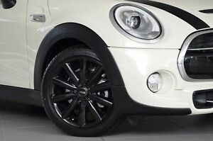 2015 Mini Hatch F56 Cooper S Pepper White 6 Speed Sports Automatic Hatchback Alexandria Inner Sydney Preview