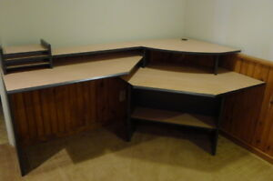 Computer Corner Desk for Sale