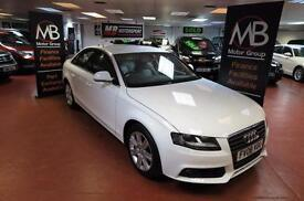 2008 AUDI A4 2.0 TDI 143 SE 6 Speed Ibis White