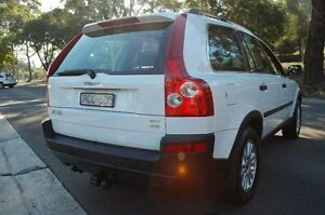 2006 Volvo XC90 MY06 Lifestyle Edition (LE) White 5 Speed Auto Geartronic Wagon Upper Ferntree Gully Knox Area Preview