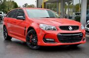 2017 Holden Commodore VF II MY17 SS V Sportwagon Redline Red 6 Speed Sports Automatic Wagon Berwick Casey Area Preview