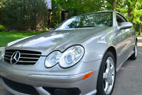 2004 Mercedes-Benz CLK 500 AMG package***LOW KMS  CHEAP!!!