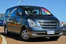 2012 Hyundai iMAX TQ-W MY12 Blue 5 Speed Automatic Wagon East Rockingham Rockingham Area Preview
