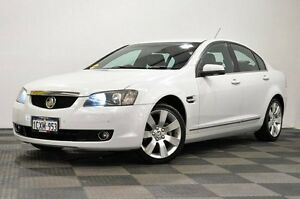 2006 Holden Calais VE V White 5 Speed Sports Automatic Sedan Edgewater Joondalup Area Preview