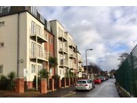 Stunning 2 Bed apartment in Martony Court newly refurbished with secure parking & central heating
