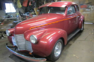 1940 Chev Coupe for sale