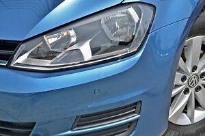 2016 Volkswagen Golf VII MY16 92TSI DSG Trendline Blue 7 Speed Sports Automatic Dual Clutch Frankston Frankston Area Preview