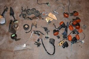 Honda Parts CBR 600 from 2003 to 2007