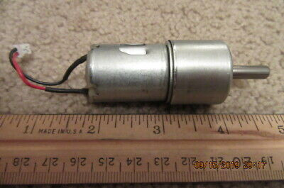 Small Dc Electric Motor 12 Vdc Gear Motor M121