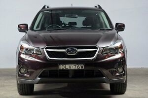 2013 Subaru XV G4-X MY13 2.0i-S Lineartronic AWD Red 6 Speed Constant Variable Wagon Alexandria Inner Sydney Preview
