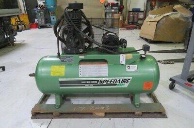 Speedaire Used 5z400b Compressor 460v Yr. 1997 Zag 8503
