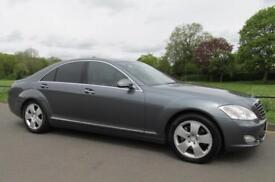 2008 (08) Mercedes-Benz S320 3.0TD 7G-Tronic S320 CDi ***FINANCE AVAILABLE***