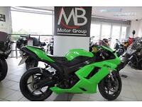 2007 KAWASAKI ZX 6R ZX 6R Ninja Nationwide Delivery Available
