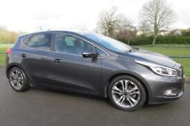 2013 (13) Kia ceed 1.6CRDi ( 126bhp ) 4 Tech ***FINANCE AVAILABLE***