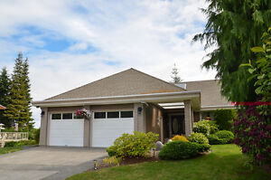 WOW! Truly a Great Room Plan! 4 bed/4bath, Qualicum Beach