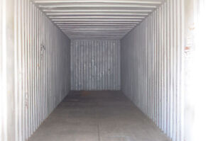 Shipping Container Storage/ Parking