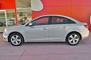 2014 Holden Cruze JH Series II MY14 Equipe Silver 6 Speed Sports Automatic Sedan Dandenong Greater Dandenong Preview