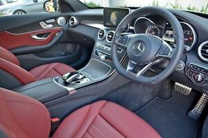 2015 Mercedes-Benz C250  Silver Sports Automatic Sedan Burwood Whitehorse Area Preview
