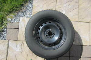 Winter Tires/rims Ford Escape  500.00 OBO