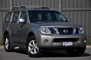 2010 Nissan Pathfinder R51 MY10 TI Gold 5 Speed Sports Automatic Wagon Knoxfield Knox Area Preview