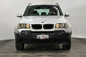 2005 BMW X3 E83 MY05 Steptronic Silver 5 Speed Sports Automatic Wagon Edgewater Joondalup Area Preview