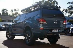 2016 Mazda BT-50 UR0YF1 XTR Blue 6 Speed Sports Automatic Utility Wilson Canning Area Preview