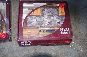 Neosplash Glass and Stone Fusion  Tile