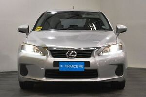 2011 Lexus CT200H ZWA10R Sports Luxury Silver 1 Speed Constant Variable Hatchback Hybrid Edgewater Joondalup Area Preview