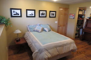 Double Furnished Room-Daily