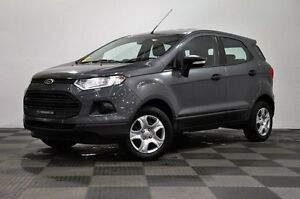 2015 Ford Ecosport BK Ambiente PwrShift Grey 6 Speed Sports Automatic Dual Clutch Wagon Edgewater Joondalup Area Preview