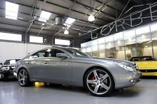 2010 Mercedes-Benz CLS 219 350 7 Speed Automatic G-Tronic Coupe Port Melbourne Port Phillip Preview