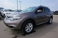 LUXURY & AWD CAPABILITY IN THIS LOW KMS 2013 NISSAN MURANO AWD!