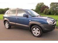 2007 (07) Hyundai Tucson 2.0CRTD CDX 4WD ***CREDIT/DEBIT CARDS ACCEPTED***