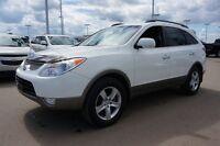 2011 Hyundai Veracruz AWD LIMITED $200  b/w  Zero Down Car Loans