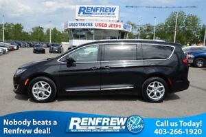 2017 Chrysler Pacifica Touring-Leather Plus, Rear Blu-Ray, 8-pas