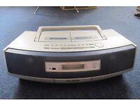 Panasonic CD, tape, radio player